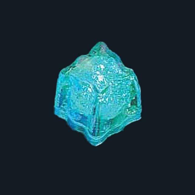 ライトキューブ オリジナル グリーン24個セット 高輝度モデル (6-1582-0802) [水に触れたら光るライトチューブ][送料無料]