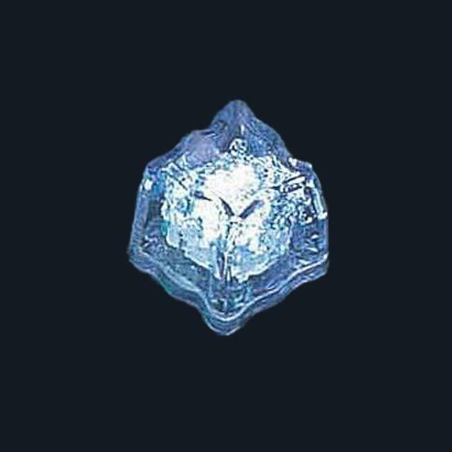 ライトキューブ オリジナル ホワイト24個セット 高輝度モデル (6-1582-0803) [水に触れたら光るライトチューブ][送料無料]