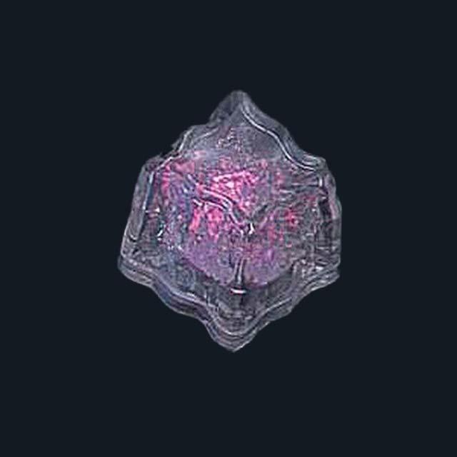 ライトキューブ オリジナル パープル24個セット 高輝度モデル (6-1582-0804) [水に触れたら光るライトチューブ][送料無料]