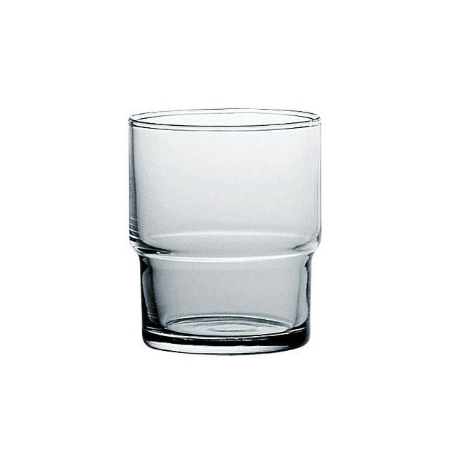 【送料無料】タンブラーグラス 200ml 120個ケース販売 HSスタック 東洋佐々木ガラス(00345HS-1ct)