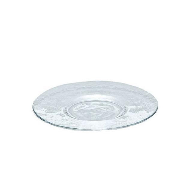 【送料無料】ワイドリムプレート 27cm 24枚ケース販売 オービット 東洋佐々木ガラス(46063-1ct)ガラス食器 ハンドメイド 日本製