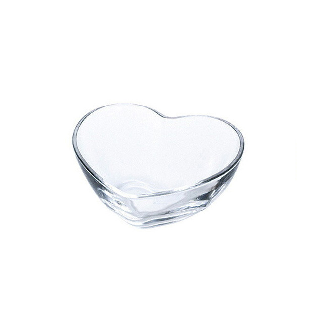 【送料無料】ガラス 小鉢 ボウル S 24個セット ハート&ハート アデリア/石塚硝子(P-6338)