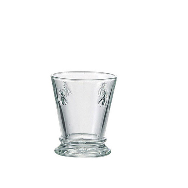 タンブラー ラ・ロシェール アベイユ 270ml 6個入(612101)(LaRochere)(エレガント グラス食器)(ギフト)