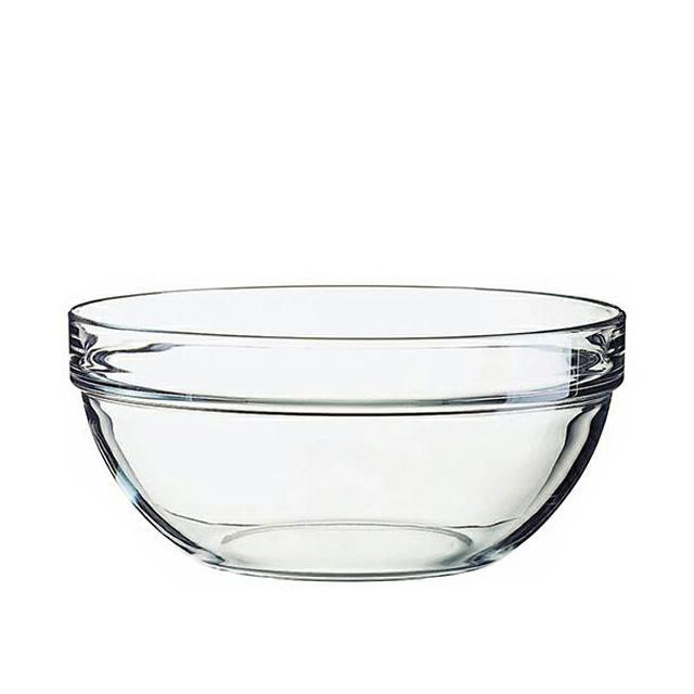 【送料無料】Arc アルク アルコロック Stackable bowl アンプボール29 5900ml 6個セット(JD-1409食洗機可 食器 Luminarc
