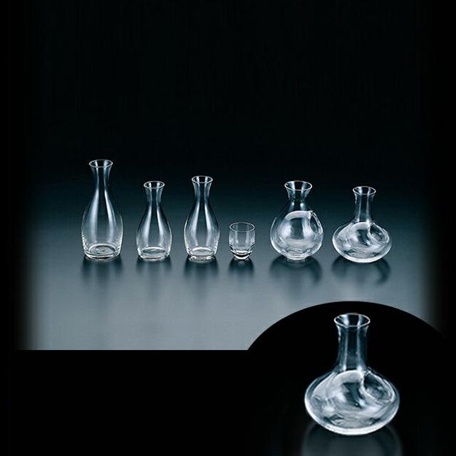 青山硝子 冷酒ボトル 250ml (6個セット) (TR-BT)
