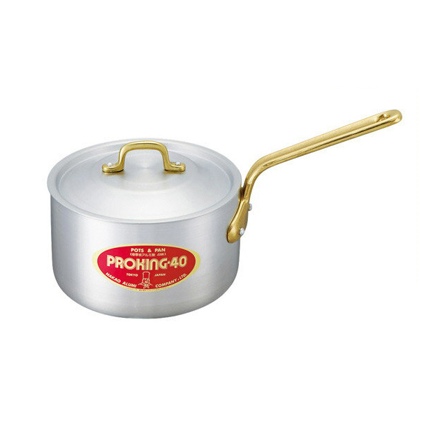 【送料無料】中尾アルミ プロキング PK-4 プロキング片手鍋 21cm アルミ製(5091729)(中尾アルミ製作所調理器具)