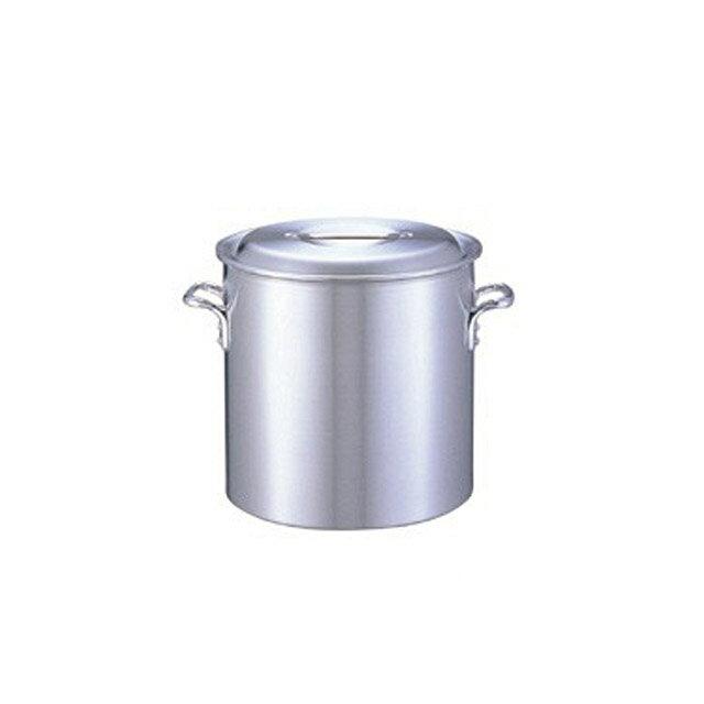 【送料無料】アルミDON 寸胴鍋 24cm アカオアルミ(AZV16024)7-0033-0103 業務用