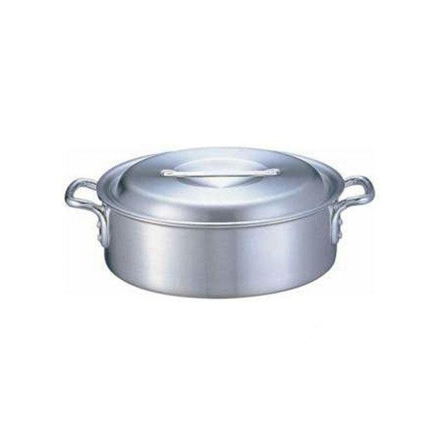 【送料無料】アルミDON 外輪鍋 27cm アカオアルミ(AST27027)7-0033-0304 業務用