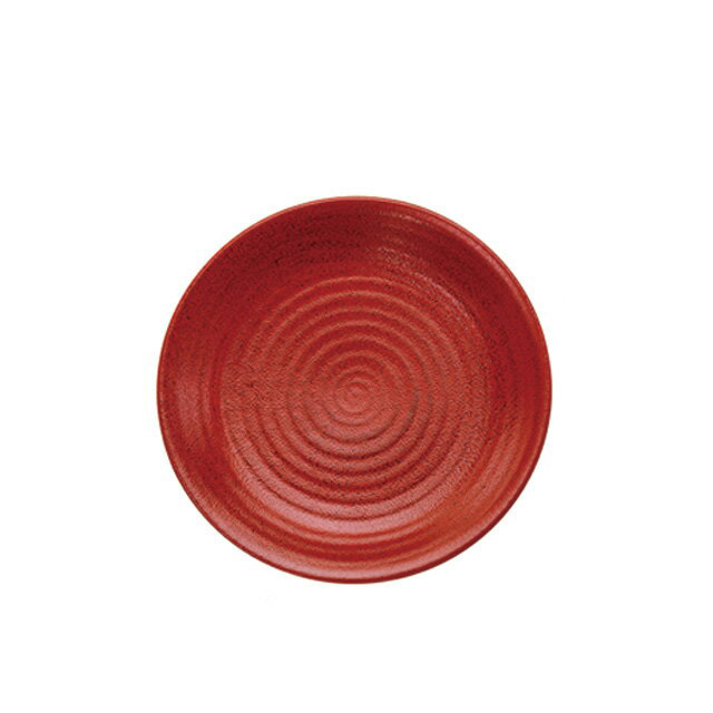 【送料無料】食器皿 22cm皿 Akane(和)6個セット 日比野陶器(H53-017-265)(GOURMET)(プレート皿)