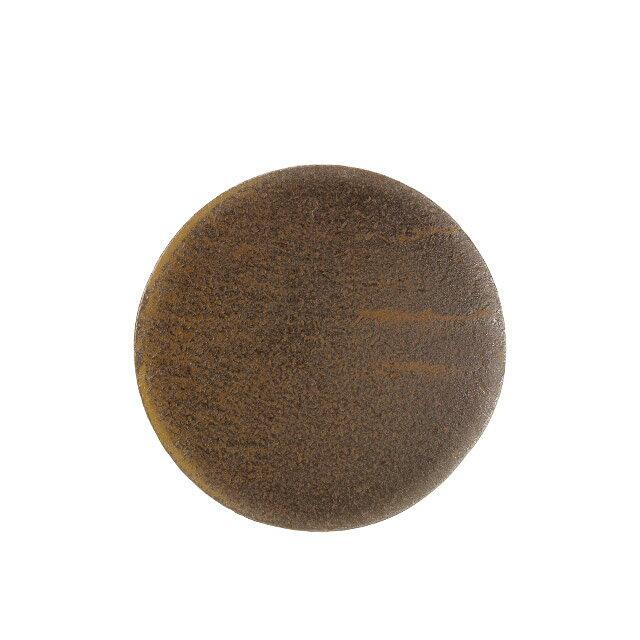 食器皿 25cm四つ足丸皿 Hainagashi灰流し 6個セット 日比野陶器 (H54-011-279)(GOURMET)(プレート)(送料無料)