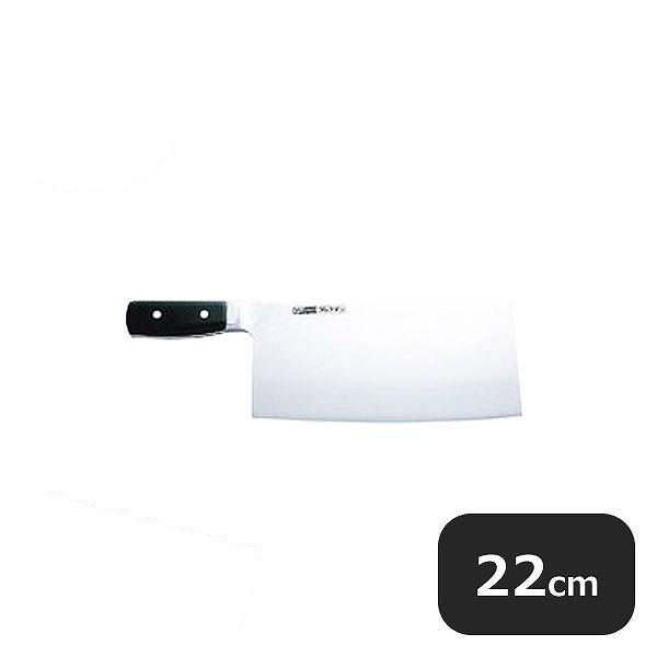 【送料無料】グレステン 中華包丁 622-25W (130030) [業務用 大量注文対応]
