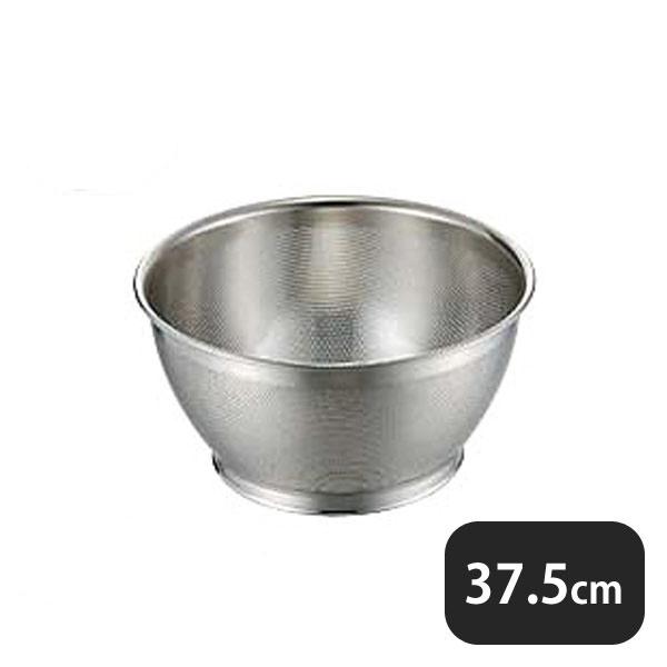 豪華で新しい 【送料無料】UK 18-8 パンチング米揚ザル 37.5cm(037129-1pc)YUKIWA 業務用, コンコウチョウ 04b56728