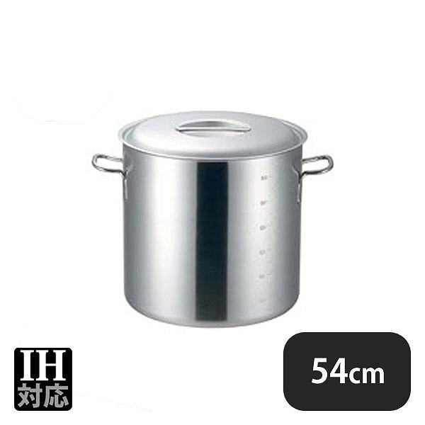 【送料無料】プロデンジ 寸胴鍋 目盛無し 54cm(120.0L) (012209) [業務用][調理道具]
