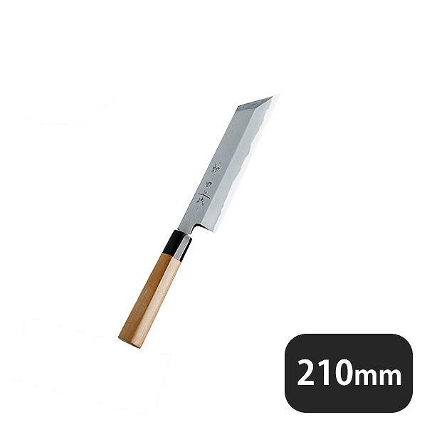 神田上作 むき物 210mm (129037) (業務用 大量注文対応)(送料無料)(業務用)