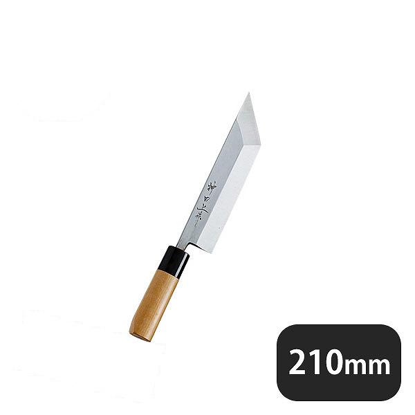 【送料無料】神田上作 江戸裂 210mm (129050) [業務用 大量注文対応]