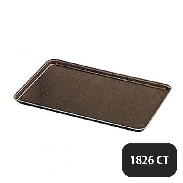 【送料無料】キャンブロ 角型ノンスリップトレー 1826CT (172261) [業務用 大量注文対応]