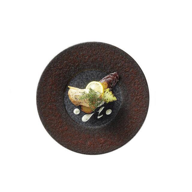 【送料無料】ディナー皿 27cm 6枚 カネスズ 銀華(18900402)