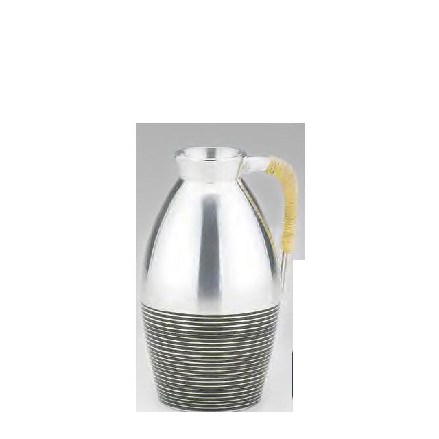 【送料無料】大阪錫器 千呂利 茶線みゆき(11-5)和風 迎春 ハンドメイド 伝統 工芸 日本製 ギフト