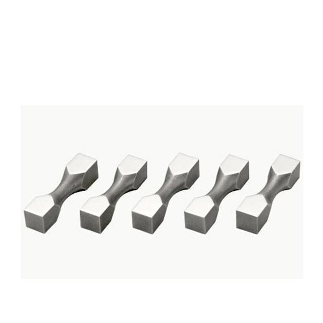 【送料無料】大阪錫器 箸置 つづみ 5個入(19-14)和風 迎春 ハンドメイド 伝統 工芸 日本製 ギフト