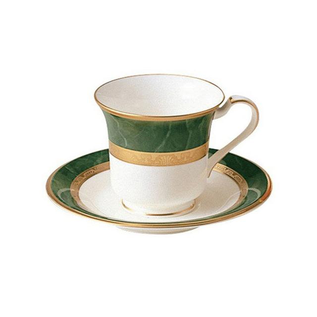 アメリカン碗皿 マスターズライン フィッツジェラルド ボーンチャイナ ノリタケ (Y59589-4712) (Noritakeノリタケ)(ギフト)