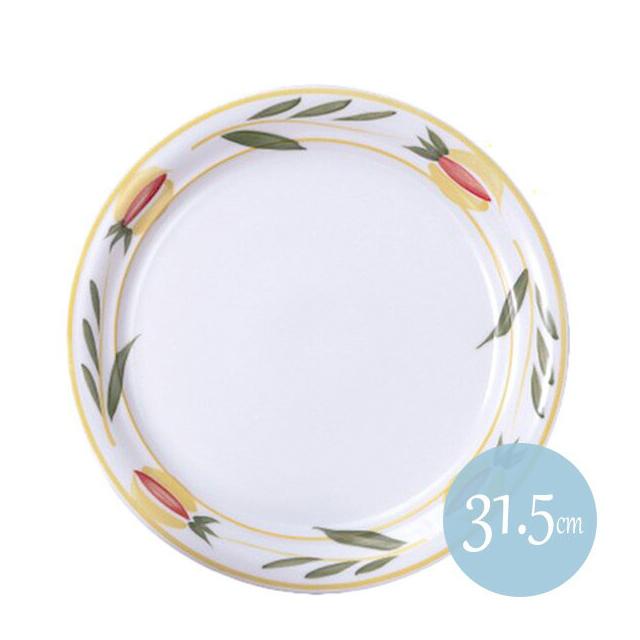 【送料無料】テンポ 31.5cm大皿 6枚セット KOYO コーヨー(13222001)(洋食器)業務用