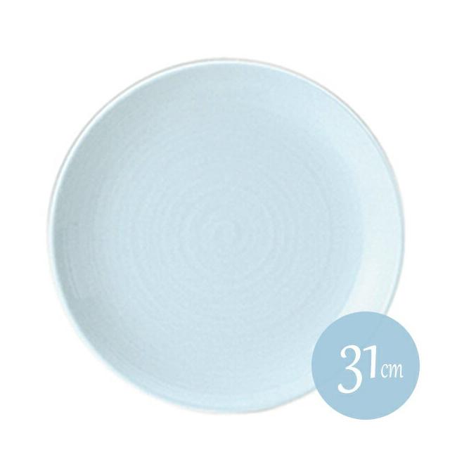 【送料無料】すぁーる 31cm丸皿 6枚セット KOYO コーヨー(17380001)業務用(洋食器)(食器)