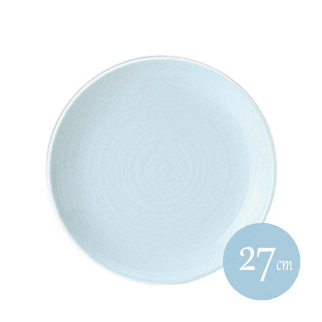 【送料無料】すぁーる 27cm丸皿 6枚セット KOYO コーヨー(17380002)業務用