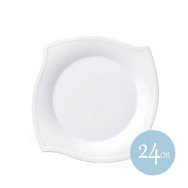 【送料無料】パスチャー 24cmプレート 6枚セット KOYO コーヨー(18700062)業務用(洋食器)(食器 プレート 皿)