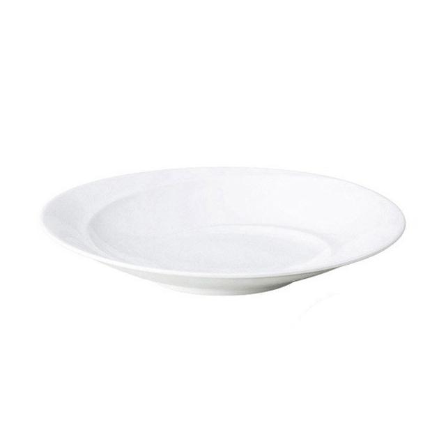 【送料無料】パスタ皿 26cm 6枚 カネスズ スネール(25600853-6P)( 業務用 食器)