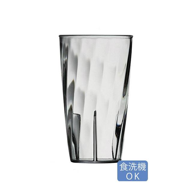 【送料無料】カーライル スワール タンブラー10oz(クリア)36個セット(CR-3182)(CARLISLE 割れない食器 グラス タンブラー 業務用