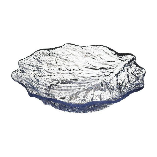 【送料無料】カーライル リーフ プレート S(クリア)36個セット(CR-3481)(CARLISLE 割れない食器 プレート お皿)( 業務用 食器)