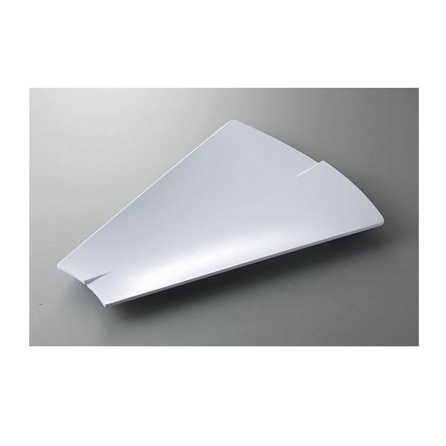 カーライル レイヴ トラペゾイドプラター (ホワイト) 6個セット (CR-3515) (CARLISLE 割れない食器 プレート お皿)(業務用 食器)(送料無料)