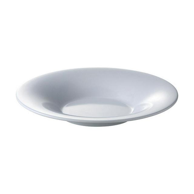 【送料無料】 カーライル エピキュアー ワイドリムスーププレート ホワイト 12個入(CR-3526)CARLISLE 割れない食器 プレート お皿