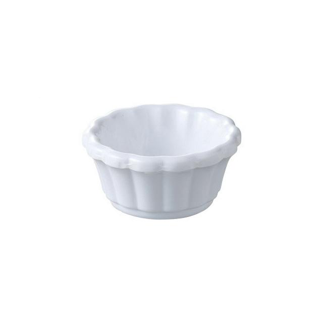 カーライルCARLISLE 送料込 送料無料 カーライル スキャロップ ラメキン2oz 物品 ホワイト 48個セット CARLISLE お皿 プレート CR-3534 価格交渉OK送料無料 割れない食器