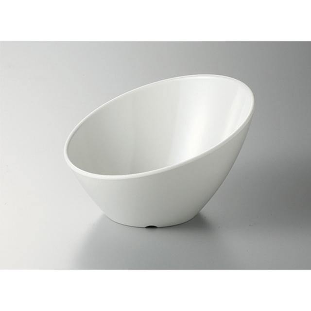 カーライル バルサム アングルボール M (バーバリアンクリーム) 6個セット (CR-3580) [CARLISLE 割れない食器 お皿][業務用 食器 NSF認証取得]