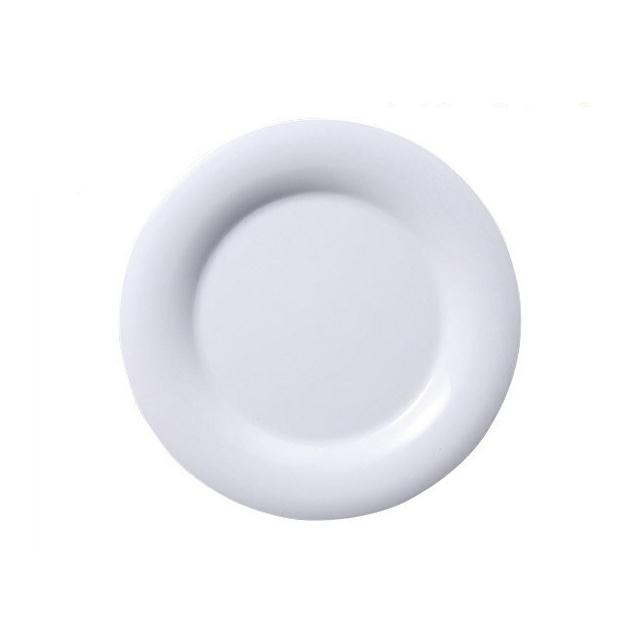 【送料無料】 カーライル シーラスワイド ディナープレート 27cm ホワイト 12個入(CR-3711)CARLISLE 割れない食器 プレート お皿