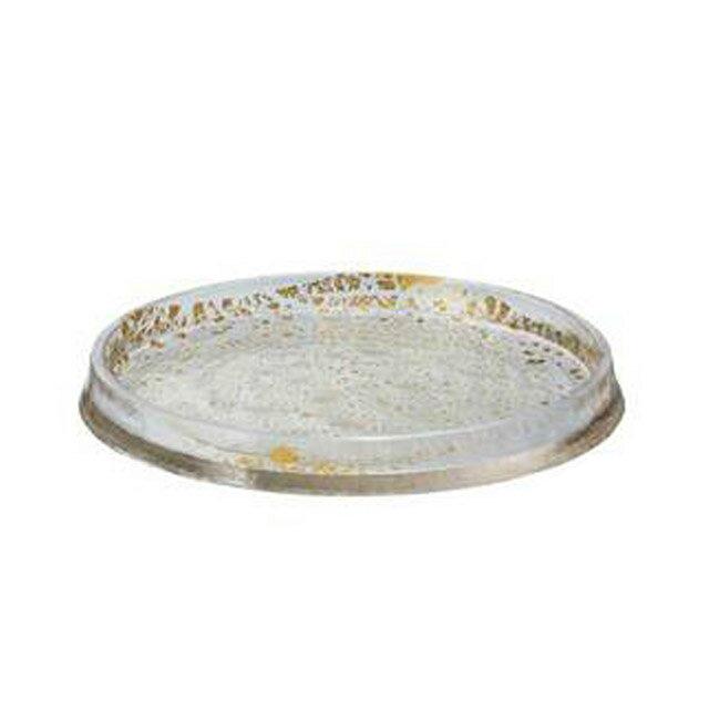 【送料無料】グラッセ リバーシブルプレート280 東洋佐々木ガラス(46401G)