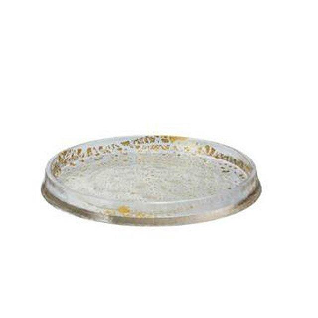 【送料無料】グラッセ リバーシブルプレート240 東洋佐々木ガラス(46402G)ギフト