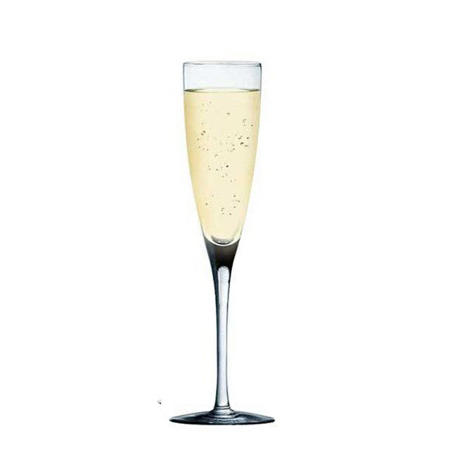 【送料無料】フルートシャンパン 165ml シャンパングラスコレクション 6個 東洋佐々木ガラス(LS101-54)