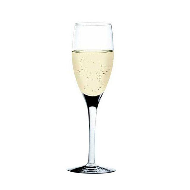 【送料無料】フルートシャンパン 180ml シャンパングラスコレクション 6個 東洋佐々木ガラス(LS120-54)