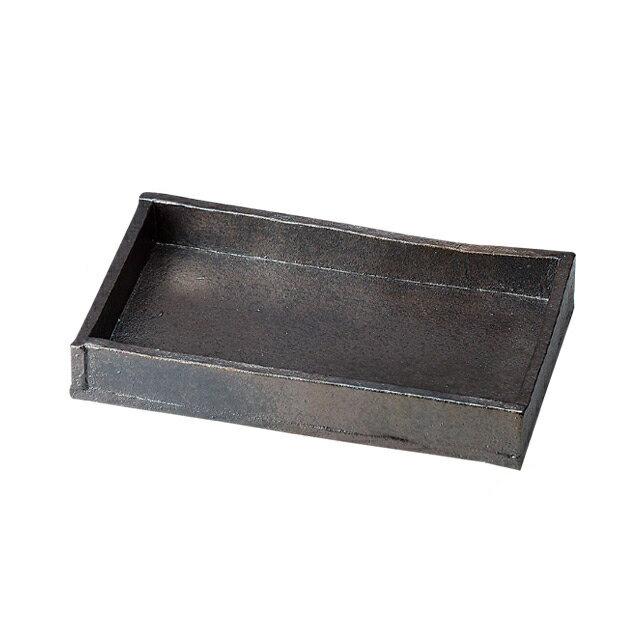 【送料無料】食器皿 盛込器 8寸武田(I2-089-01)(和美作日)(wabisabi)業務用