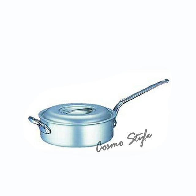 マイスター アルミ マイスター片手浅型鍋 33cm (6-0034-0507) [業務用 厨房用品][送料無料]