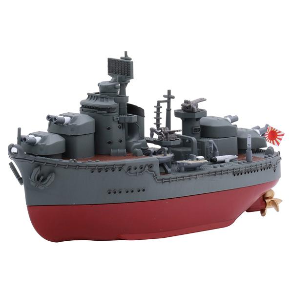 フジミ fujimi 百貨店 おもちゃ コレクション 冬月 mk1789 ちび丸艦隊 別倉庫からの配送 フジミ模型