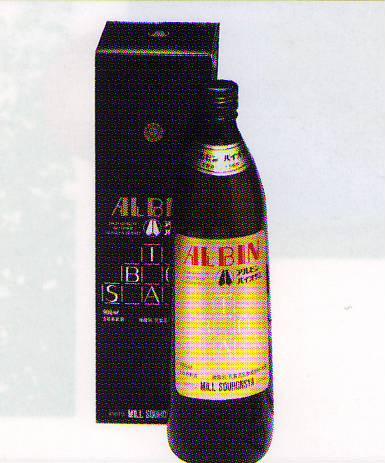 送料無料 アルビン バイオサム 900ml アルビン菌(L・カゼイ菌BC-90)、乳酸菌生産物質配合スーパーバイオ乳酸菌飲料 ミル総本社