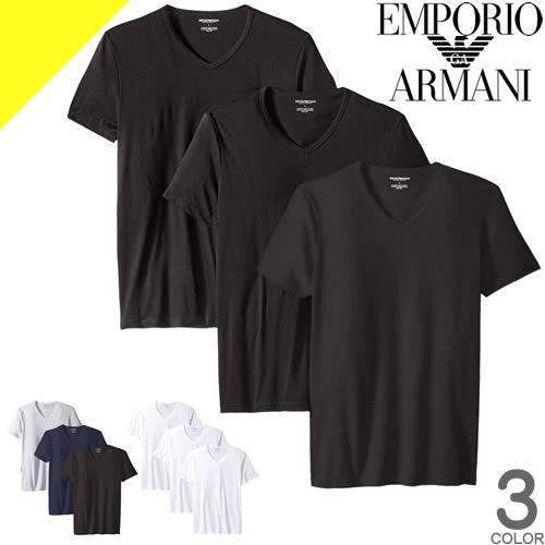 エンポリオアルマーニ Emporio Armani EA7 Tシャツ メンズ 半袖 2019ss ブランド 大きいサイズ 白 ホワイト ネイビー プリント 綿 3GPT69 PJ03Z [ネコポス発送]