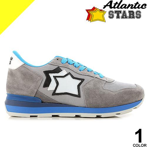 アトランティックスターズ スニーカー メンズ ブランド アンタレス グレー 大きいサイズ 靴 おしゃれ カジュアル 疲れない Atlantic STARS ANTARES CSC-83A