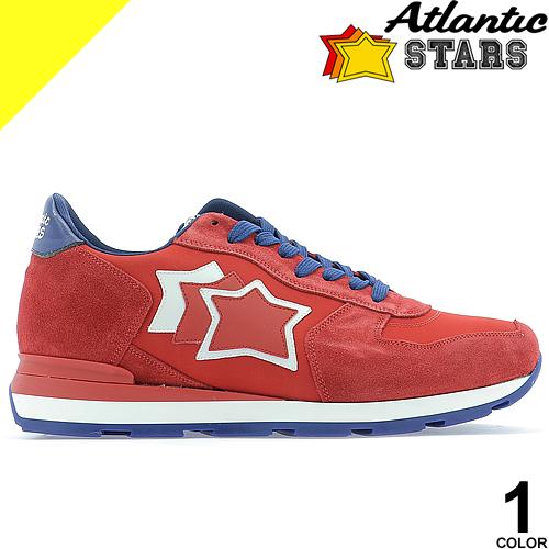 アトランティックスターズ スニーカー メンズ ブランド アンタレス グレー 大きいサイズ 靴 おしゃれ カジュアル 疲れない Atlantic STARS ANTARES RBR-14R