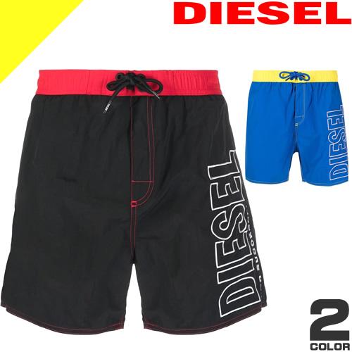 ディーゼル DIESEL 二つ折り財布 小銭入れあり メンズ ブランド 本革 革 ブラック HIRESH S X06497 P0286
