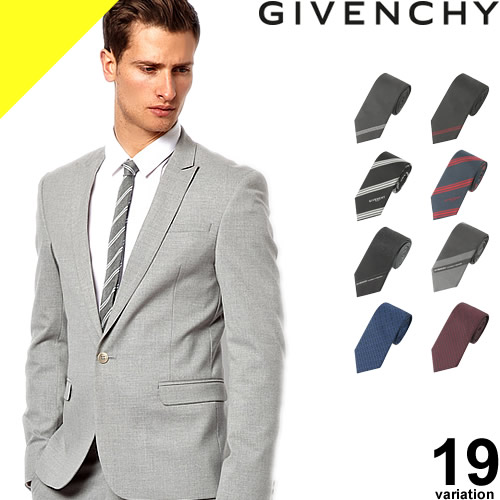 【20代後半彼氏】昇進祝いプレゼントにセンスのいいジバンシーのネクタイって?【予算15000円】