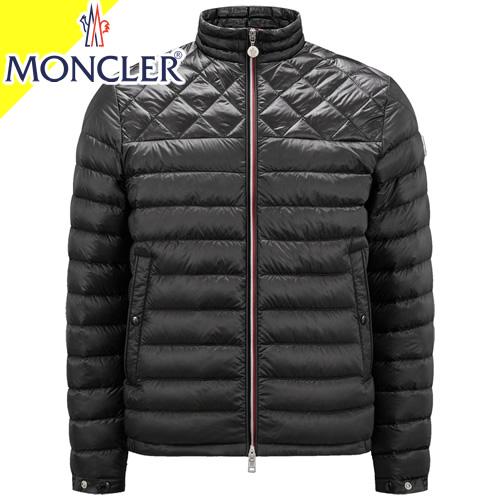モンクレール ブルゾン ジャケット ナイロンジャケット ウィンドブレーカー レッペ メンズ ブランド 春 大きいサイズ カジュアル 黒 ブラック MONCLER REPPE 1A72000 68352 999